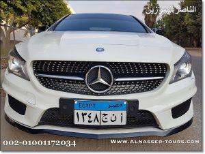 تأجير مرسيدس CLA 200 في مصر
