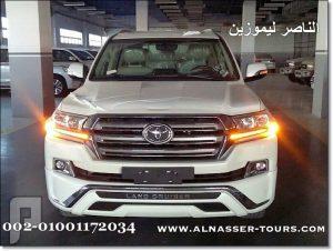 تويوتا لاند كروزر للايجار بالسائق في مصر