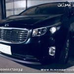 ايجار سيارة كيا كرنفال بالسائق مصر